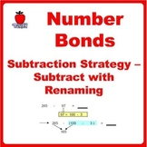 Number Bonds Subtraction Strategies - Subtract with Renaming