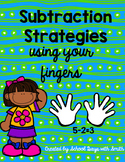 Subtraction Strategies: Using Your Fingers