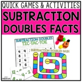 Subtraction Strategies for Doubles Facts