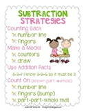 Subtraction Strategies for the Common Core