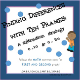 Ten Frames Subtraction Strategy