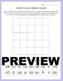 Subtraction Strategy Game: Count Back Three Bingo - Mental Math Fluency
