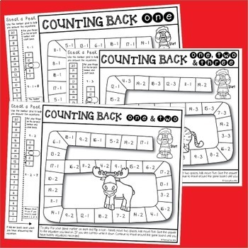 Subtraction Strategy Games