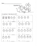 Subtraction Subtract with pictures within 5 Kindergarten Common Core K.OA.2