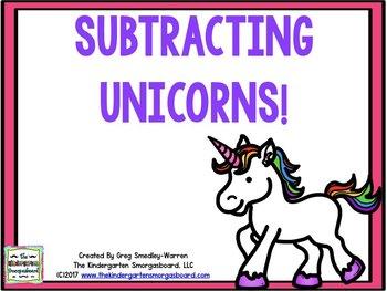 Subtracting Unicorns!