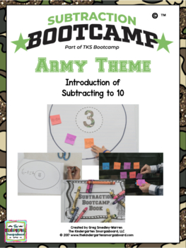 Subtraction:  Subtraction Bootcamp