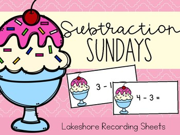 Subtraction Sundays- Lakeshore Recording