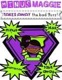 Subtraction Superheros! Subtraction Anchor Chart