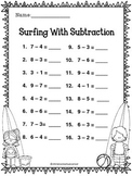 Subtraction - Surfing With Subtraction