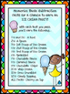 Subtraction Timed Tests & Ice Cream Incentive