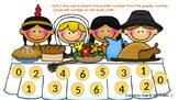 Subtraction Thanksgiving
