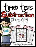Fact Fluency Subtraction