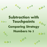 Touch Math Subtraction Touch Points: Comparing Strategy with Animation