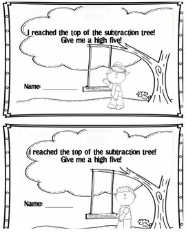 Subtraction Tree Thematic Unit