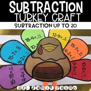 Subtraction Turkeys