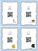 Subtraction Two Digits One Decimal Task Cards With QR Codes