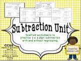 Subtraction Unit (2 & 3 Digit)