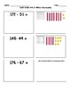 Subtraction Using Base Ten Blocks Unit #2 (with and without regrouping)