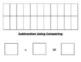 Subtraction Using Comparing