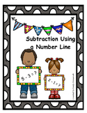 Subtraction Using a Number Line