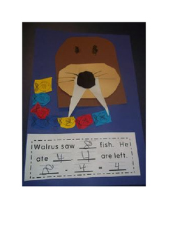 Subtraction Walrus Craft