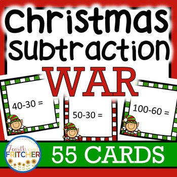 Subtraction War: Christmas