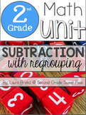 2nd Grade Subtraction With Regrouping