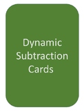 Subtraction With Regrouping / Dynamic Subtraction Problem Cards