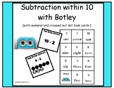 Subtraction Within 10 With Botley the Coding Robot