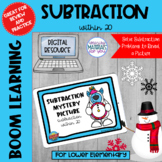 Subtraction Within 20 Boom Learning℠ | New Year Picture Reveal