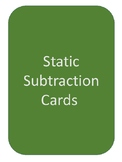 Subtraction Without Regrouping / Static Subtraction