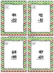Subtraction Without Regrouping Task Cards & Game (CHRISTMAS)