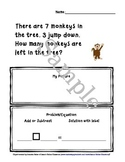 Math Subtraction Word Problems
