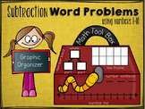"Subtraction Word Problems ""Numbers 1-10"""