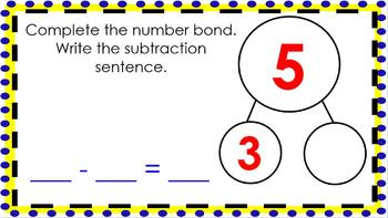 Subtraction Word Problems {ACTIVboard}