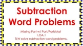 Subtraction Word Problems II {ACTIVboard}