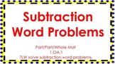 Subtraction Word Problems III {ACTIVboard}