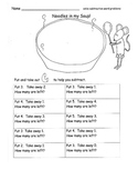 Subtraction Word Problems using Objects to Subtract K Common Core K.OA.2