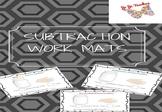 Subtraction Work Mats