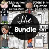 Subtraction Worksheets Grade 2