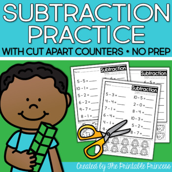 Addition Worksheets With Counters Teaching Resources | Teachers Pay ...