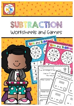 Subtraction Worksheets and Games