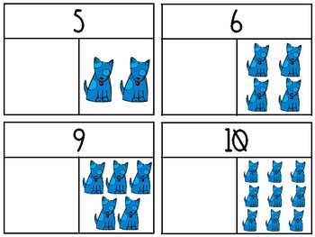 Subtraction as an Unknown-Addend Problem Math Centers (Common Core 1.OA.B.4)