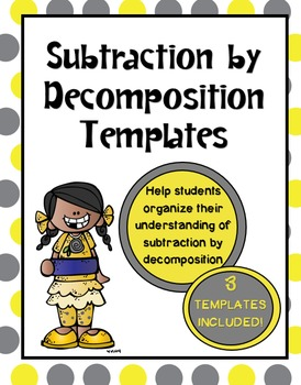 Subtraction by Decomposition Templates