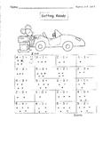 Subtraction fluency drills or practice K.OA.5  Kindergarten Common Core