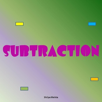 Subtraction for Beginners
