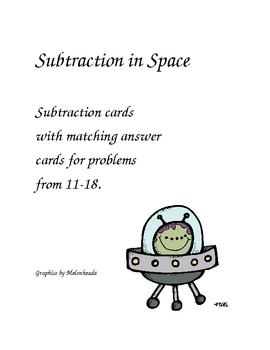 Subtraction in Space