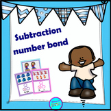 Subtraction number bonds