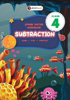 Subtraction of 5 and 6 Digit Numbers for Grade 4