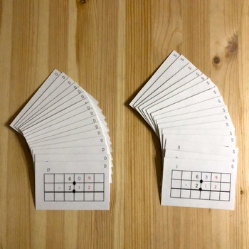 Subtraction of Decimals Task Cards